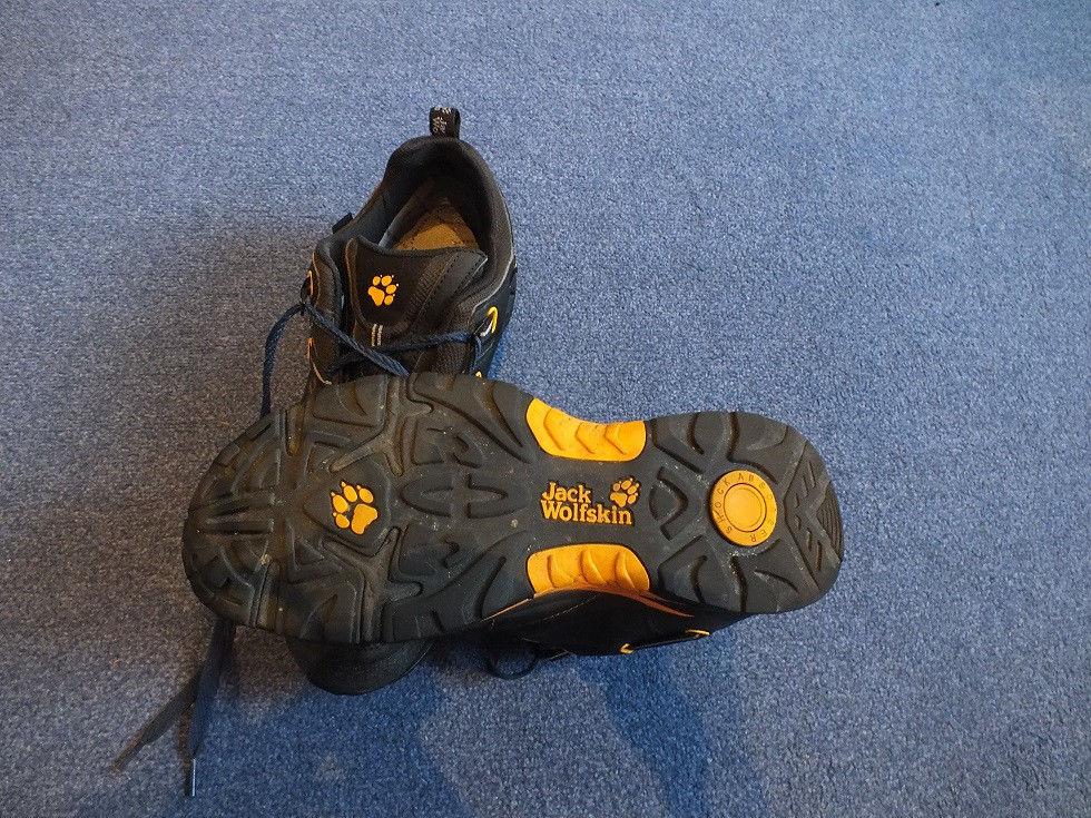 Jack Wolfskin Schuhe