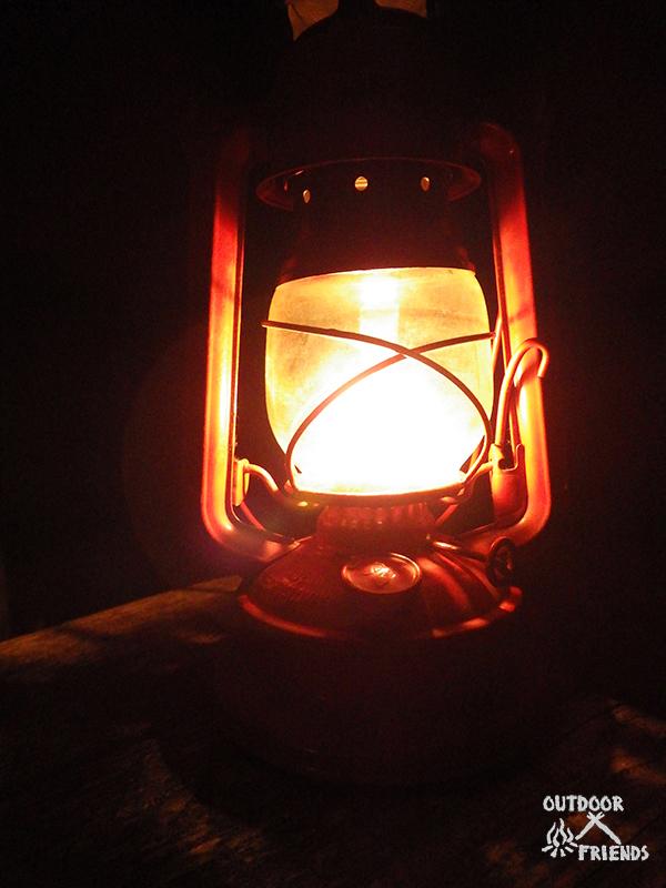 in meiner laterne brennt ein helles licht